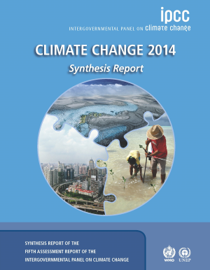 IPCC AR5 Synthesis Report