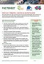 Literature Data & Practice Review factsheet