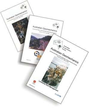 Australian Geotech and SCCG Documents